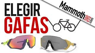 Gafas de ciclismo - Como elegirlas