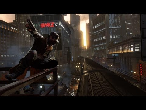 Watch Dogs New Footage - a look at the features