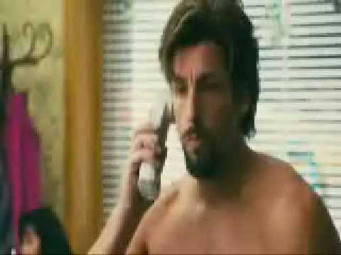 You Don't Mess With The Zohan- Funny Scene