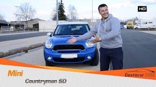 Мега позитивное видео. Осмотр Mini Countryman SD в Германии Денис Рем Дестакар
