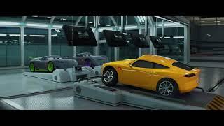Autá - Pod kapotou s pretekárskymi autami