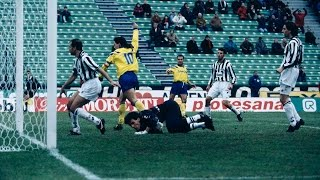 02/01/1994 - Serie A - Udinese-Juventus 0-3 Highlights