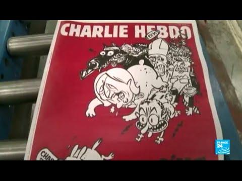 """فرنسا: أسبوعية شارلي إيبدو الساخرة """" تعود"""" وتصدر بمليوني نسخة"""