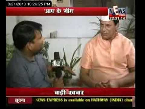 Special interview with Praveen Kumar, The Bheem of Mahabharat, on AAP party candidate