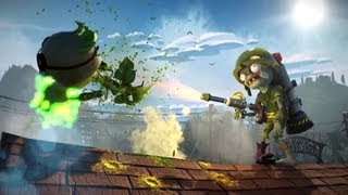 Plants VS Zombies Garden Warfare Trailer (E3 2013) Xbox One