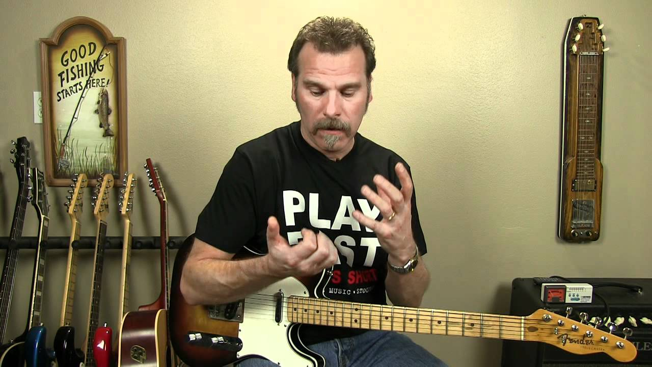 Fake Nails For Guitar Players - YouTube