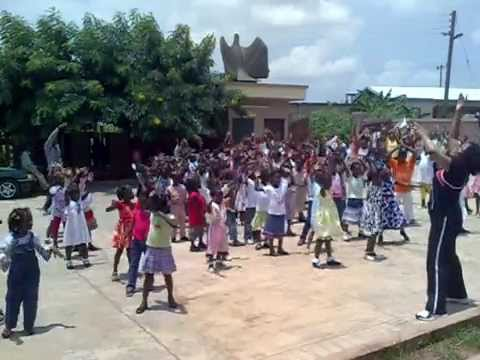 G.R.A.C.E. dba MegaFIT at Potter's House Christian Academy, Ghana