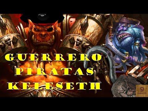 Mejores mazos hearthstone: nuevo deck guerrero con principe kelseth ⛵ Al abordaje !! ⛵ SabaiTV