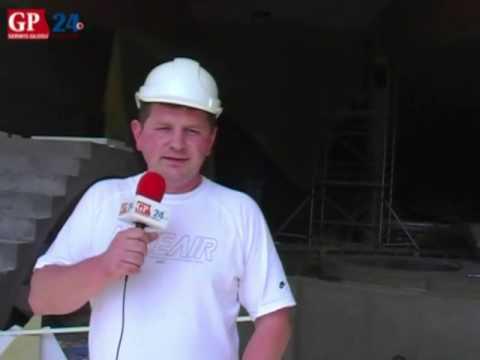 Budowa parku wodnego w Redzikowie dobiega końca