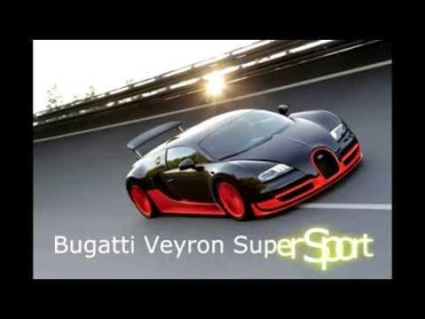 TOP 10 siêu xe nhanh nhất thế giới năm 2013