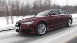 Audi A6  Тест драйв Иван Зенкевич