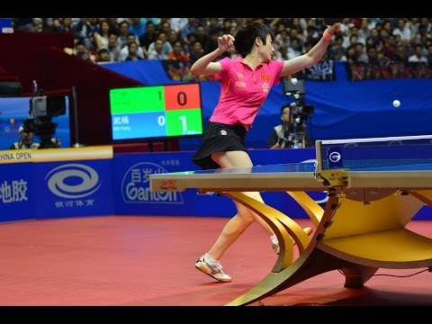China Open 2014 Highlights: Ding Ning Vs Liu Shiwen (FINAL)