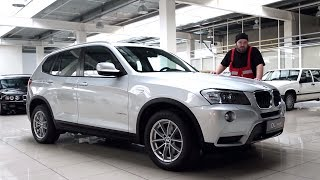 Подержанные автомобили. Вып. 195. BMW X3 2012. Авто Плюс ТВ