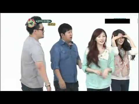 [ENGSUB] 120516 4minute & BtoB @ Idol Weekly (1/2)