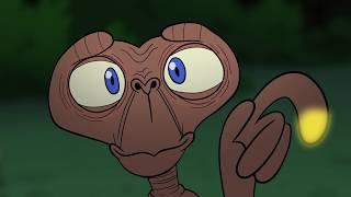 E.T. Sám doma