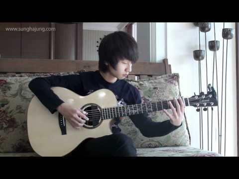 how to play beat it on guitar fingerstyle