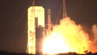 Delta IV WGS-6 Launch Highlights