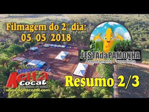 Festa da Pamonha - (Assentamento Fazendinha) - Cocalzinho de Goiás - 05/05/2018