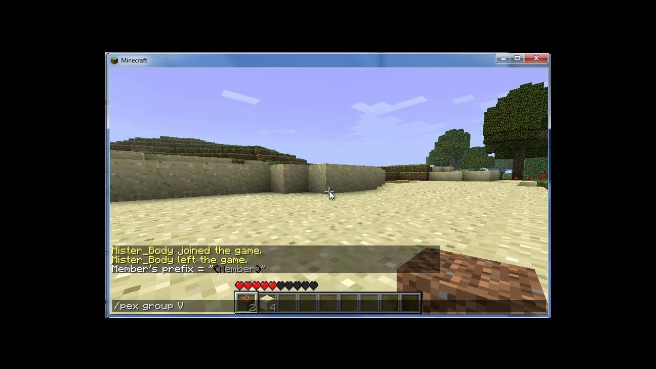 Как сделать плагины для minecraft 219