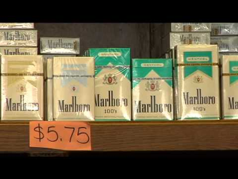 Local Reaction to CVS No Tobacco Sale