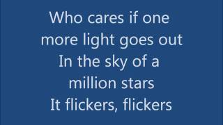 Linkin Park - One More Light LYRICS (HQ)