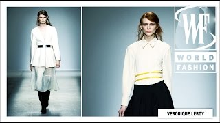Look Book Veronique Leroy Fall-Winter 2014-15