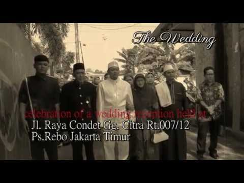 semut photograph Diah iqbal the wedding clip