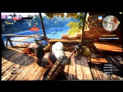 The Witcher 3 (Ведьмак 3), 1080p: GTX970 (Reference) + AMD FX-8320