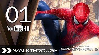 The Amazing Spider-Man 2 Walkthrough Gameplay 2014 Video
