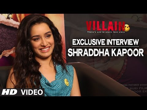 Exclusive: Shraddha Kapoor Interview | Ek Villain