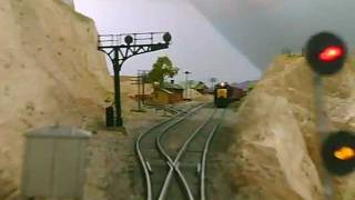 Ride The Southern California Railway Eastbound With CTC