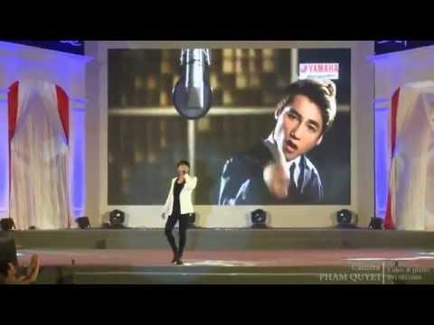 [Live] Nắng Ấm Xa Dần Sơn Tùng M-TP  - Yamaha Hải Phòng - 16/8/2014