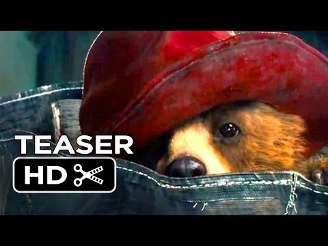 Paddington Teaser TRAILER 1 (2014) - Sally Hawkins, Hugh Bonneville Movie HD