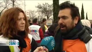 Entrevista a compañeros de Telemadrid en Canal Sur