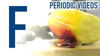 Fluorine: Periodic Table of Video, Pt 2