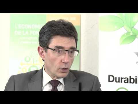 Conférence internationale - L'économie de la fonctionnalité: Alain Lesage (Directeur général de 2011 à mars 2015)