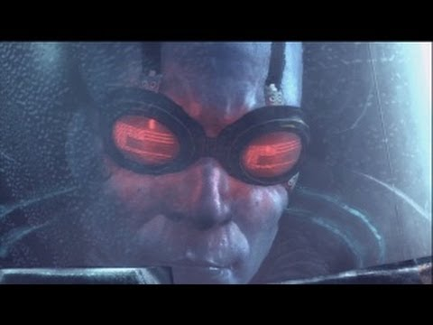 Batman Arkham City - MR. FREEZE BOSS - Walkthrough - Part 25 (Gameplay & Commentary) [360/PS3/PC]