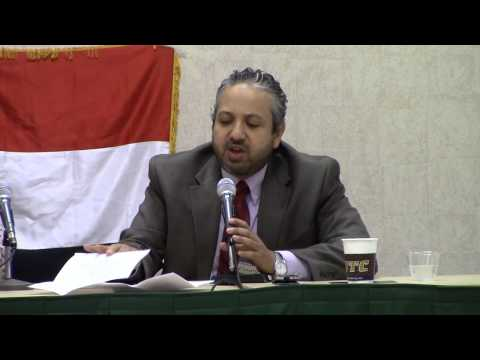Democracy and Human Rights in Egypt - Dr. Mohamad Elmasry