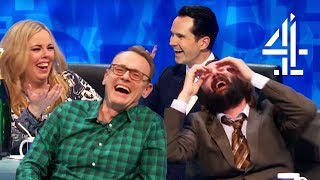 BEST INSULTS (with THAT Glory Holes Joke) | 8 Out of 10 Cats Does Countdown Jimmy Carr Insults Pt. 8