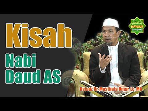 19. Nabi Daud Pemuda Perkasa   Dr. Musthafa Umar, Lc. MA