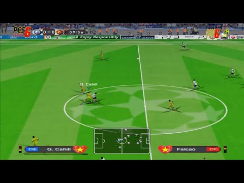 PES 6 Patch POV6 2015 - TEST and Link download