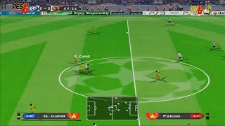 PES 6 Patch POV6 2015 TEST And Link Download