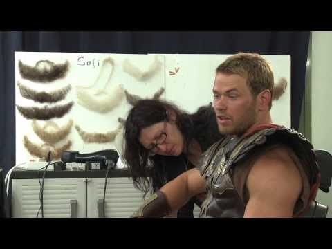 Kellan Lutz Bears His Scars (Real And Fake) For His New Film