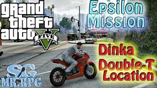 GTA V: Dinka Double T Location Epsilon Mission