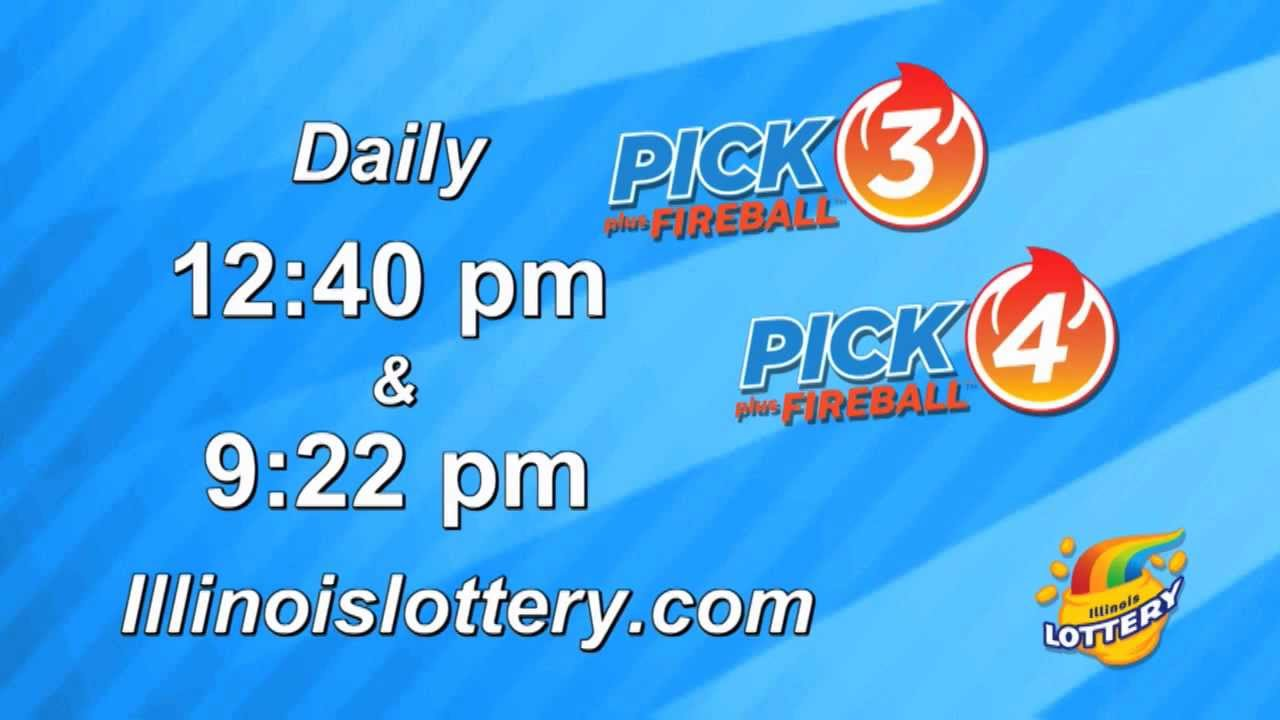 Illinois lottery pick 3 results midday