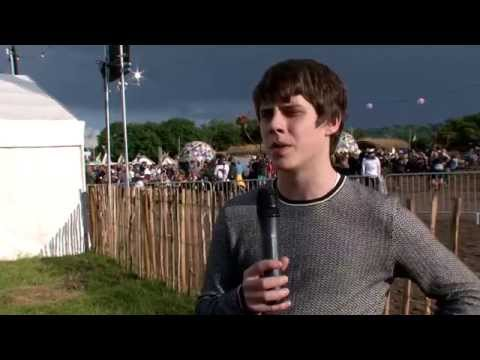 Glastonbury 2014 - Jake Bugg On New Streaming Inclusion In Charts: 'It's Sad'