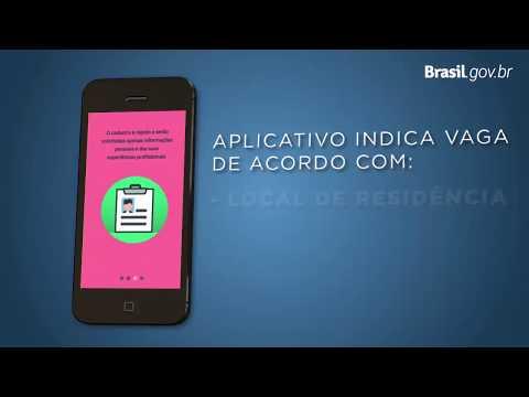 Vídeo Novo aplicativo vai melhorar acesso de trabalhadores aos serviços do Sine
