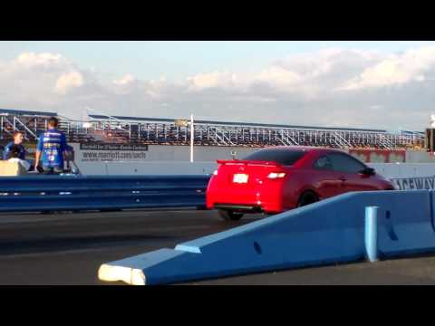 370Z VS CIVIC SI