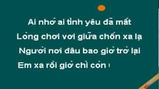 Co Don Karaoke - Lam Trường - CaoCuongPro
