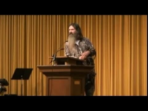 Duck Dynasty | Phil Robertson Preaches About Why This Country Needs
